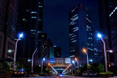 Smart cities Twoosk