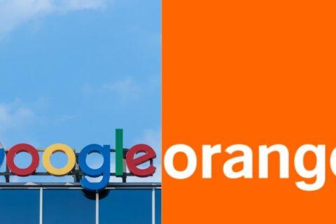 Google and Orange Partnership
