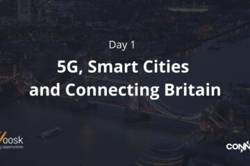 Connected Britain summary - day 1