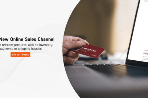 Selling telecommunication products with no inventory, payments or shipping hassles - a marketplace story