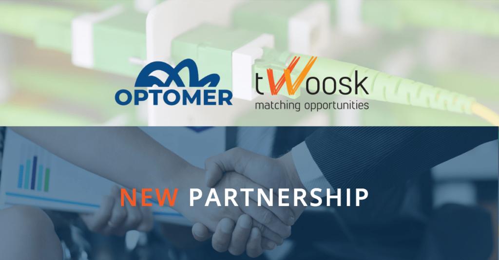 Optomer and Twoosk Partnership