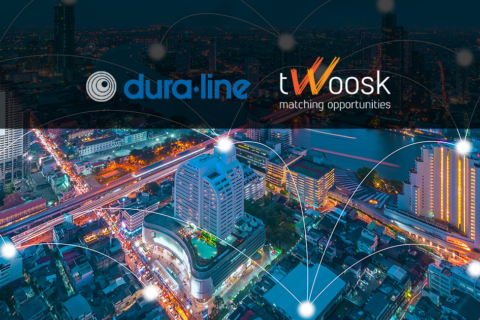 Dura-line Corporation Partnership with Twoosk