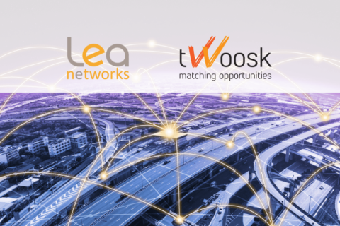 LEA Networks and Twoosk Partnership