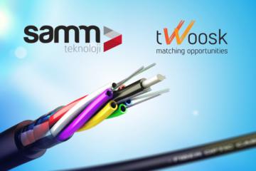 New Partner on Twoosk: SAMM Teknoloji