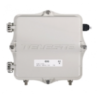 1,2 GHz Amplifier 65 VAC with bypass from Teleste