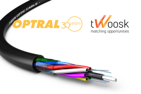 Optral and Twoosk Partnership