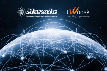 Twoosk and Amitrónica Partnership