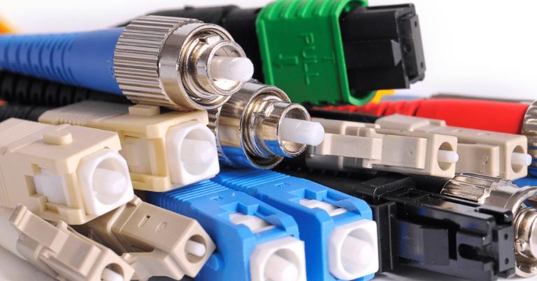 clean fiber connectors