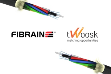FIBRAIN and Twoosk Partnership