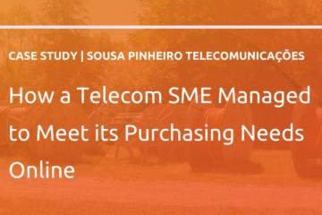 Sousa Pinheiro Telecomunicações Case Study Blog Banner